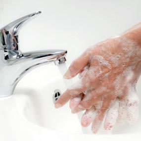 Мытье рук для иммунитета