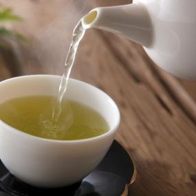Зеленый чай для иммунитета