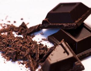 Черный шоколад от повышенного давления