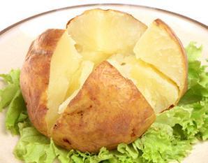 Запеченный картофель для понижения артериального давления
