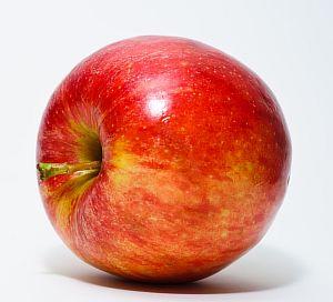 Печень любит яблоки