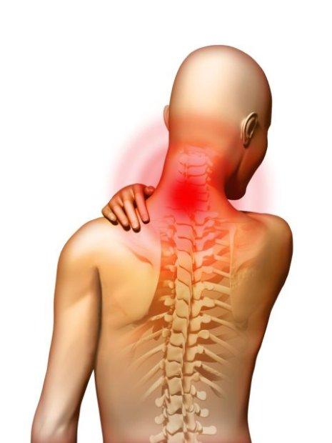 Боль в шее отдающая в затылок