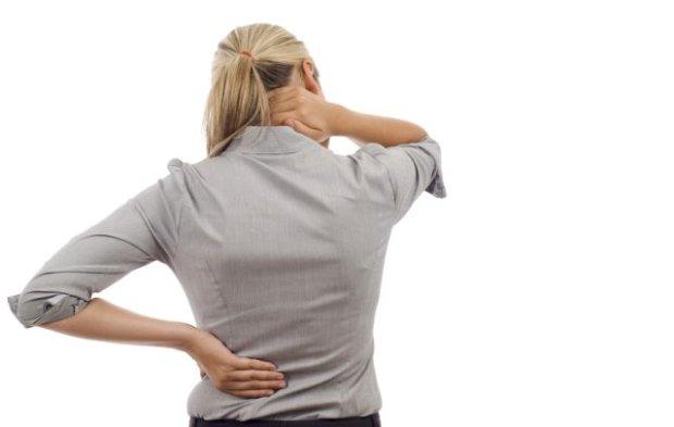 Естественные причины боли в спине