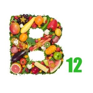 Дефицит B12