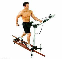 Лыжные тренажеры для похудения
