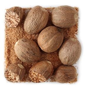 Мускатный орех – польза и вред