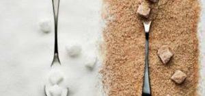 Почему коричневый сахар полезнее