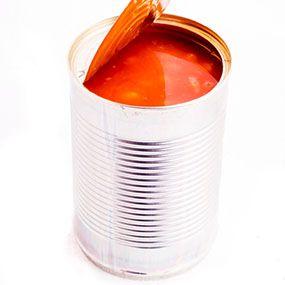 Консервированные томаты  повышают давление