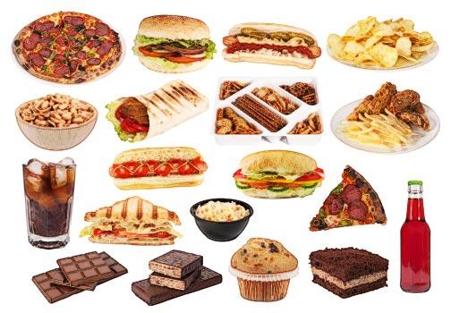 список продуктов с рафинированными углеводами