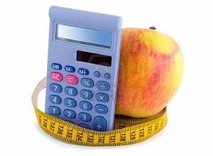 Сколько калорий в день расходует человек