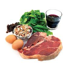 Питание при железодефицитной анемии