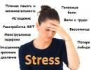 Нервный стресс – как распознать и вылечить в домашних условиях