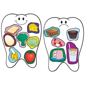 Правильное питание для десен и зубов