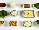 Содержание кальция в различных продуктах (таблица)