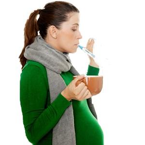 Простуда на 3 триместре беременности