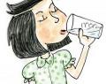 Через какое время после еды можно пить воду?
