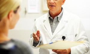 Осмотр у врача-профпатолога