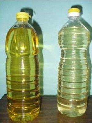 Сравнение рафинированного и нерафинированного подсолнечного масла