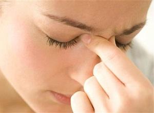 Симптомы этмоидита у взрослого