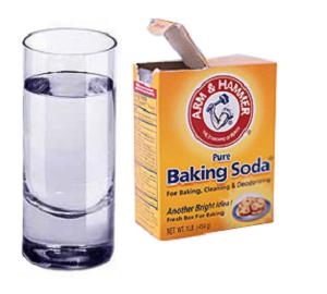 Перекись и сода