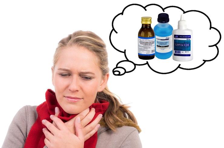 Хлоргексидин при кормлении