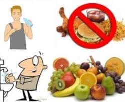 Диета и правила для лечения гастроэнтерита