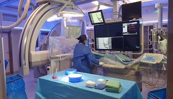 Медицинское оборудование в израильской клинике