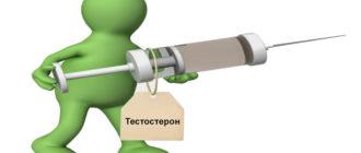 Инъекция тестостерона