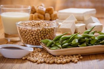 Богатые фитоэстрогенами продукты